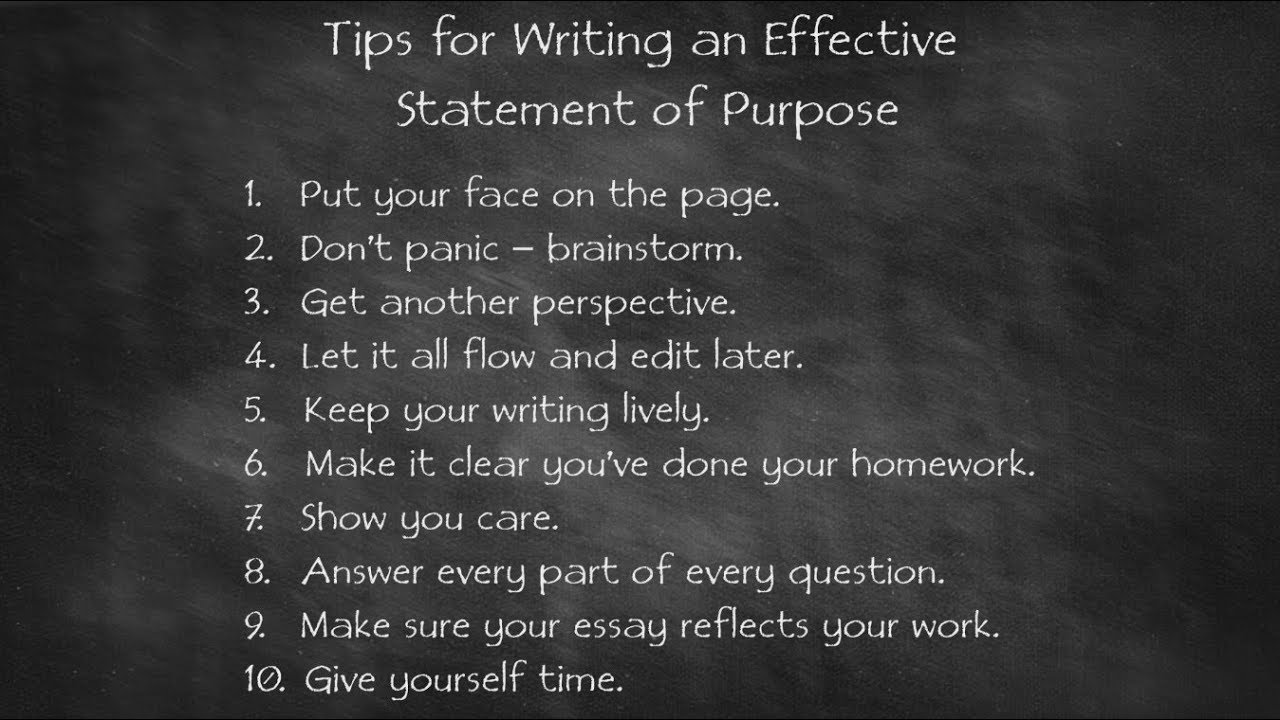 What are Some of the Best Statement of Purpose Writing Services for Graduate Applications