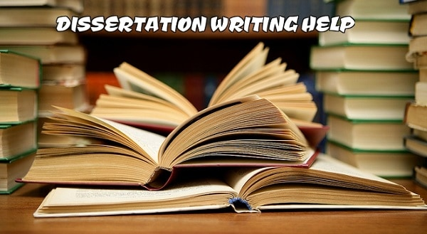 Dissertation Writing Service by Qualified MA/PhD Writers Help